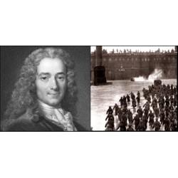 Voltaire et la révolution russe
