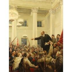 La révolution russe de 1917 et la montée du fascisme italien