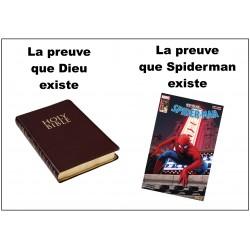 Le mythe de la preuve de dieu