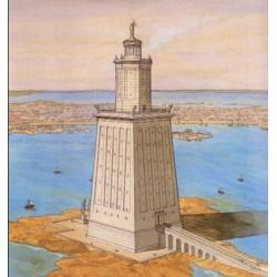 N°8 - Le phare d'alexandrie, merveille du monde antique