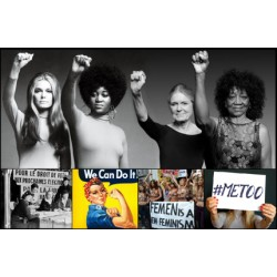 Evolution du féminisme, des origines à Metoo-balancetonporc
