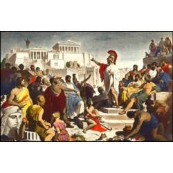 Athènes VI-Vème siècle avant J.C., une invention de la démocratie ?