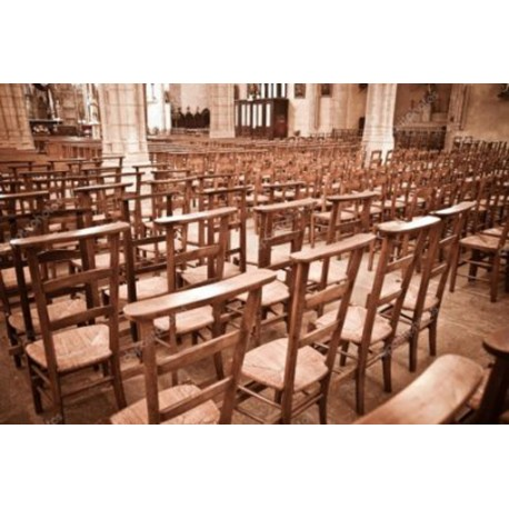 La baisse de fréquentation des églises signifie-t-elle diminution de la religion ?
