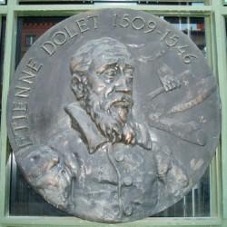 1546, le bûcher d'Etienne Dolet