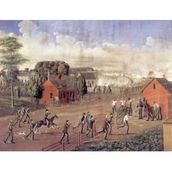 1838-1858, les guerres mormones aux USA