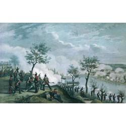 1847, la guerre du Sonderbund en Suisse