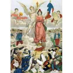 La révolution de 1870, la création de la troisième république