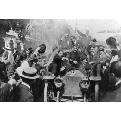 1910, la premiere révolution portugaise