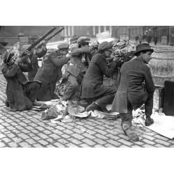 1916, l'insurrection de Pâques à Dublin