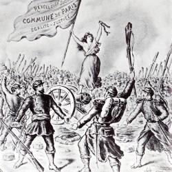 La commune, la révolution de 1871
