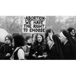 Le droit à l'avortement