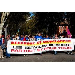 Les services publics, enjeux du vivre ensemble