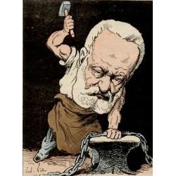 Victor Hugo, mystique de la liberté et du progrès