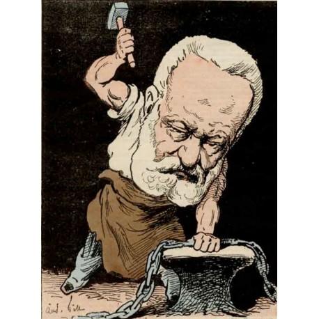 Hugo : Victor Hugo, mystique de la liberté et du progrès