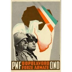 Le fascisme italien, un projet totalitaire