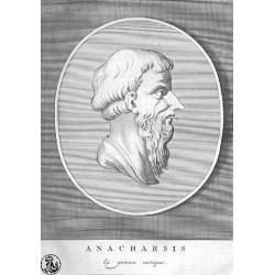 """""""Sagesses barbares"""" : le Scythe Anacharsis à l'école de la Grèce"""