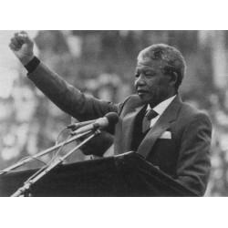 La révolution sud-africaine et Nelson Mandela