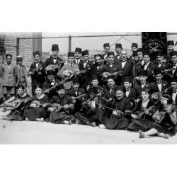 L'histoire de l'immigration-émigration maghrébine