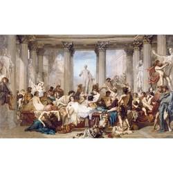 Les fêtes dans l'antiquité romaine