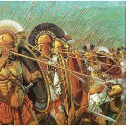 Les guerres sacrées dans l'antiquité grecque