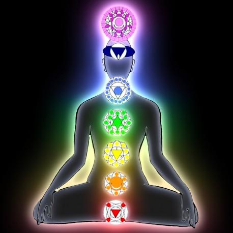L'ouverture des chakras et l'éveil de la kundalini hindou