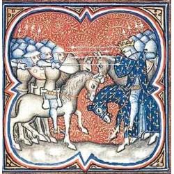 L'islam djihadiste hégirique et Charles Martel