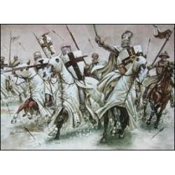 Les chevaliers teutoniques et les croisades baltes