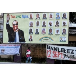 Le paysage politique en Afrique