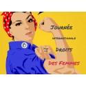 Colloques DROITS DES FEMMES ET LUTTE POUR L'ÉGALITÉ